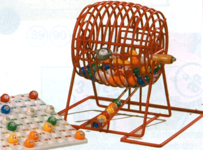 Boulier Bingo