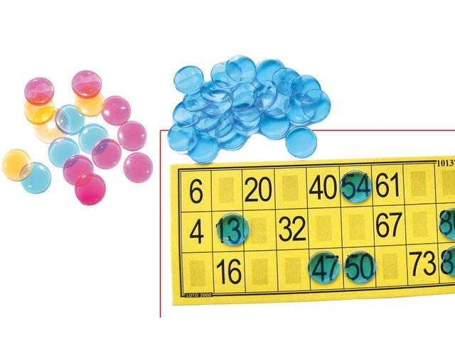 Pion Bingo