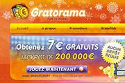 Jeux Gratorama