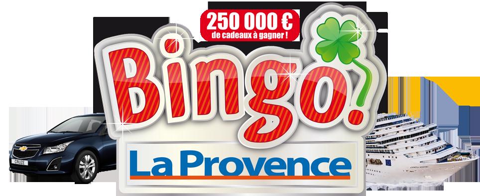 La Provence grand jeu Bingo