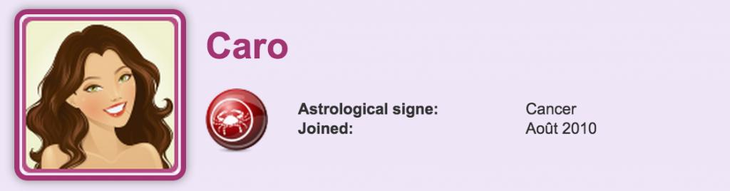 Animatrice bingo Caroline