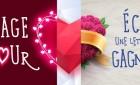 Pour la Saint Valentin écrivez un message d'amour et gagnez 100 euros !